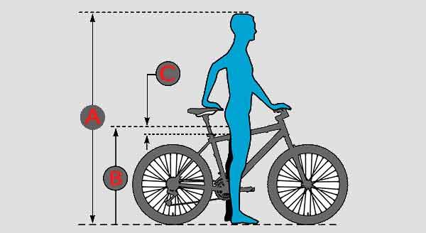 Подбор горного велосипеда