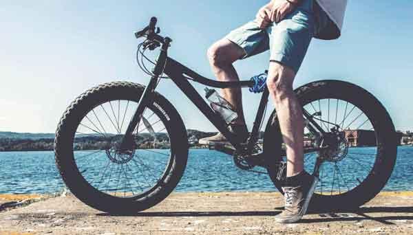 Подбор горного велосипеда простым способом