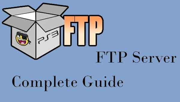 Complete FTP Server