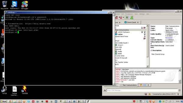 Автостарт системы на Linux