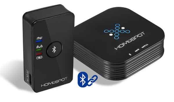 Передатчик и приёмник Bluetooth