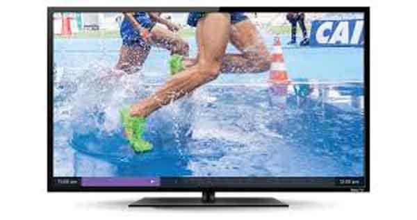 Телевизионная картинка в паузе