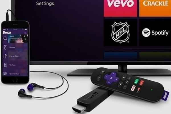 Телевизионная приставка Roku модель 3600R Streaming Stick