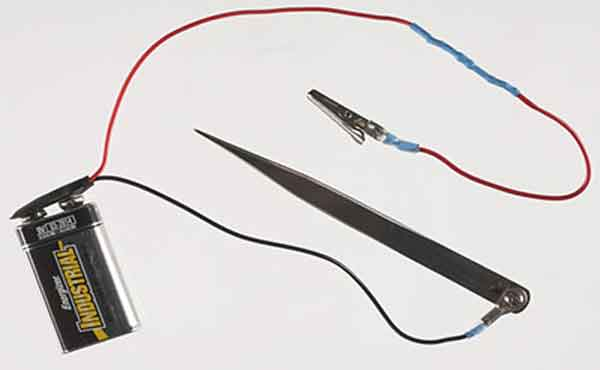 Сборка для электролиза в домашних условиях