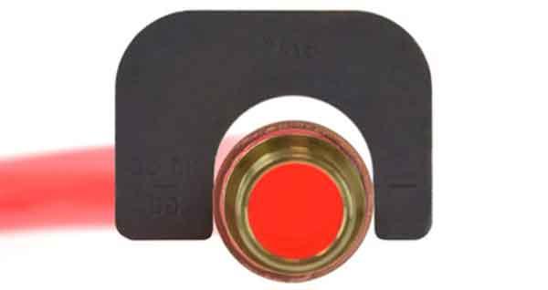 Проверка корректности обжима кольца
