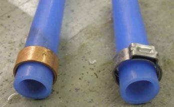 Сантехника: соединения труб и фитингов + инструмент для работы