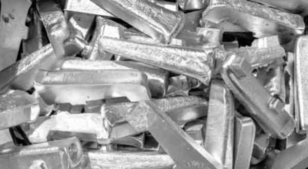 Металл платина производства Зимбабве