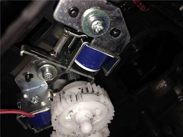 Соленоид принтера модели pharser-3140