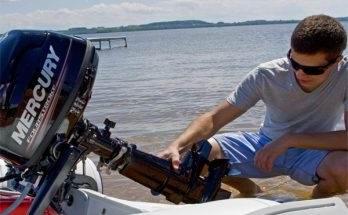 Гребной винт: критерии выбора под лодочный мотор