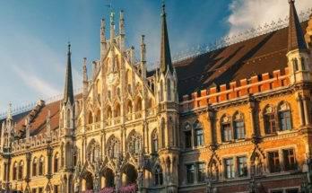 Ненавязчивое путешествие в немецкий Дюссельдорф