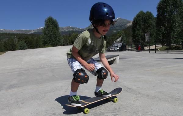 Экипировка скейтера