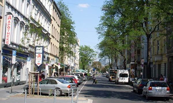 Индийский шопинг в Дюссельдорфе