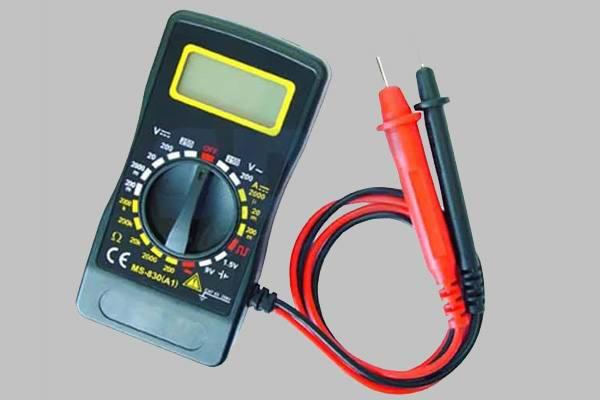Измерительный прибор мультиметр