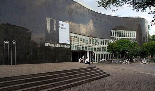 Современный музей К20 в Дюссельдорфе