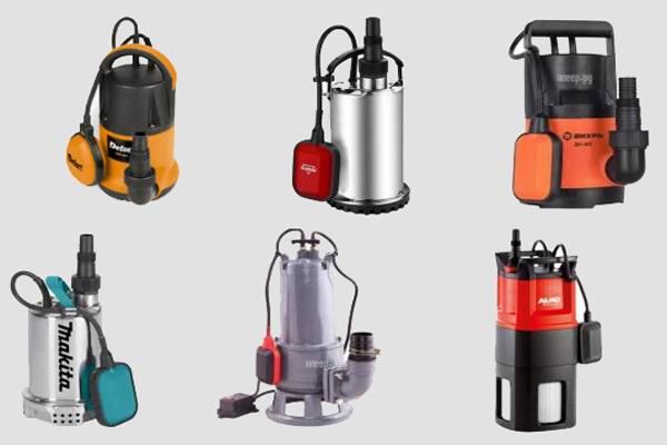 Насосы погружные для колодцев, скважин, водоснабжения: выбор