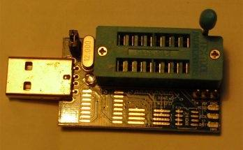 Программатор CH341A: как прошить микросхему памяти без пайки