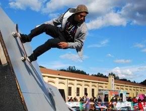 Трамплин для скейтборда: как сделать рампу своими руками