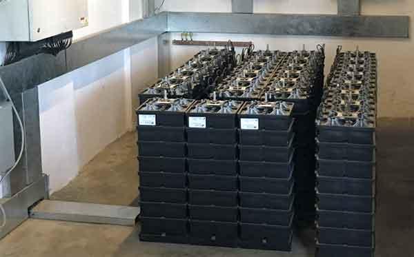 Аква-ионные АКБ для солнечных генераторов