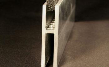 Дренажная система водоотведения новой конструкции