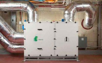 Кондиционирование воздуха: инновационные системы вентиляции