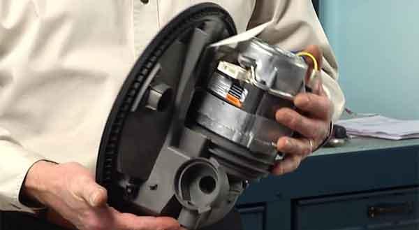 Основной мотор посудомойки