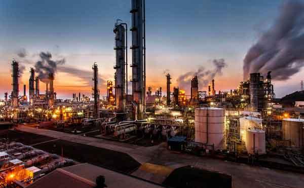 Производство Total Petrochemicals