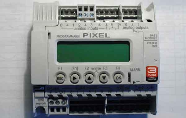 Промышленный контроллер Pixel