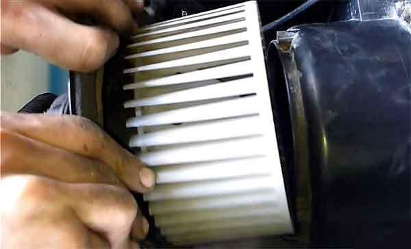 Вентиляторы кондиционера неисправности