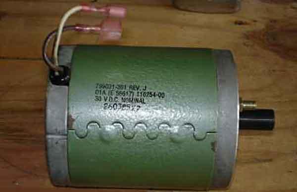 Мотор для ветрогенератора