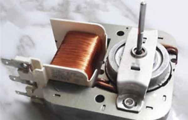 Мотор вентилятора микроволновой печи
