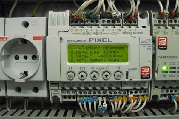 Контроллеры Пиксель (Pixel): инструкция для вентиляции