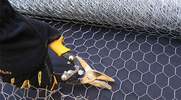 Применение проволочной сетки