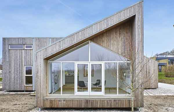 Проект биологически чистого жилого дома