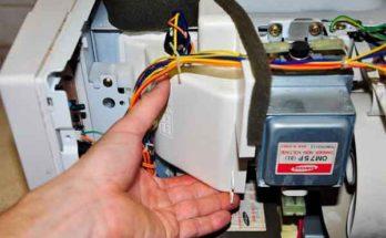 Как починить микроволновку своими руками дома
