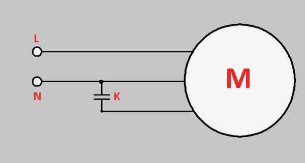 Схема включения электродвигателя звезда треугольник