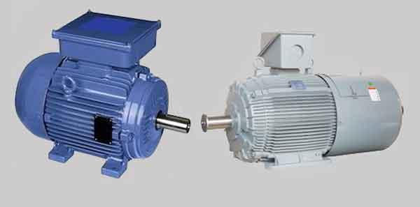 Асинхронные моторы в ассортименте