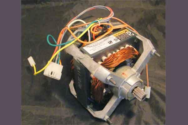 Электродвигатель компактора отходов