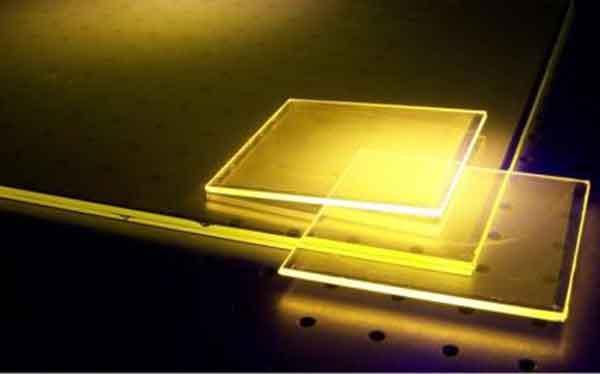 Люминесцентный солнечный концентратор