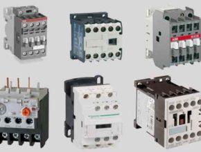 Электрический контактор – устройство и принцип работы