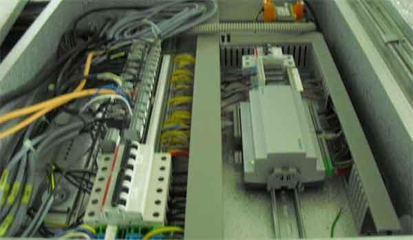 Модуль управления ПВС