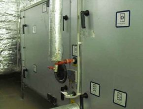 Приточно-вытяжная вентиляционная установка (ПВУ)