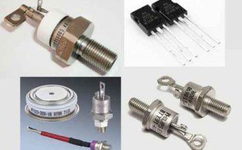 Тиристоры и схемы коммутации мощной нагрузки