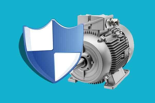 Электрический двигатель: комплексная релейная защита