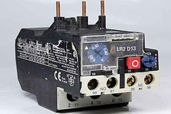Защитный модуль для контактора