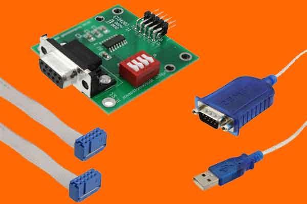 Программатор Flash памяти микроконтроллеров семейства F2MC-16LX/FR