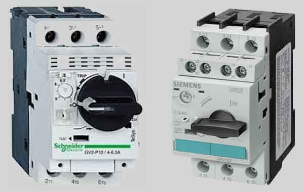Конструкции магнитных выключателей