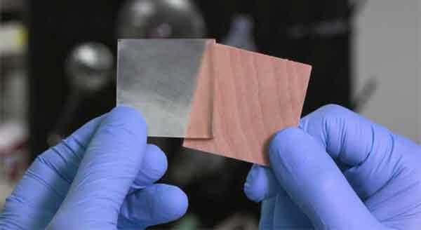 Оптически прозрачная древесина