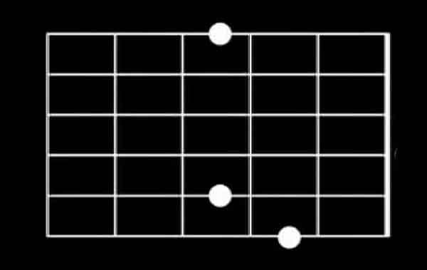 """Взятие аккорда """"соль-мажор"""" на гитаре"""