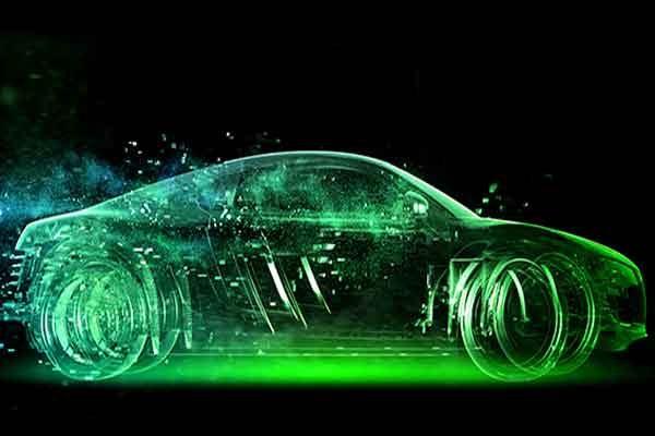 Метод поиска экзотических материалов для автомобилей