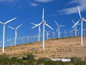 Ветряная энергетика США и новый способ расчёта установки